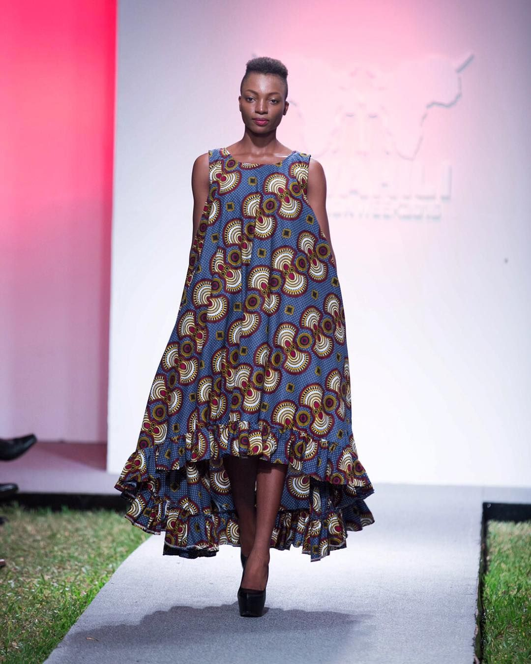 African Print Fancy Maternity Dresses: « Kiki's Fashion 2015/2016 Collection ~African Prints