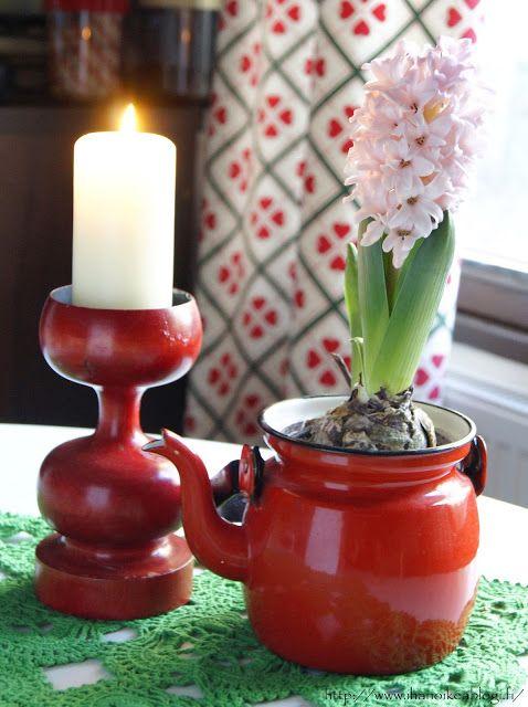 Ihan oikea blogi?: Pullapoikia ja joulun tuoksua