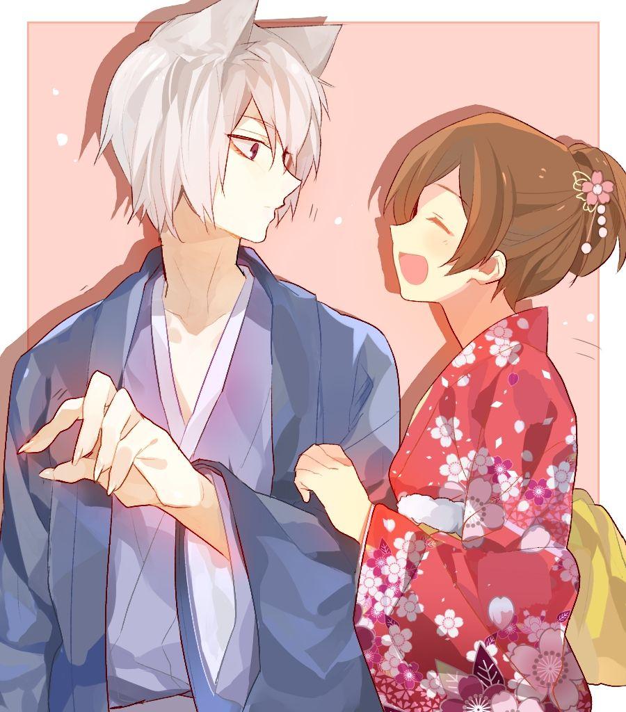 Kamisama Hajimemashita, Tomoe (Kamisama Hajimemashita), Momozono Nanami,