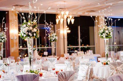 Franklin Ballroom at night