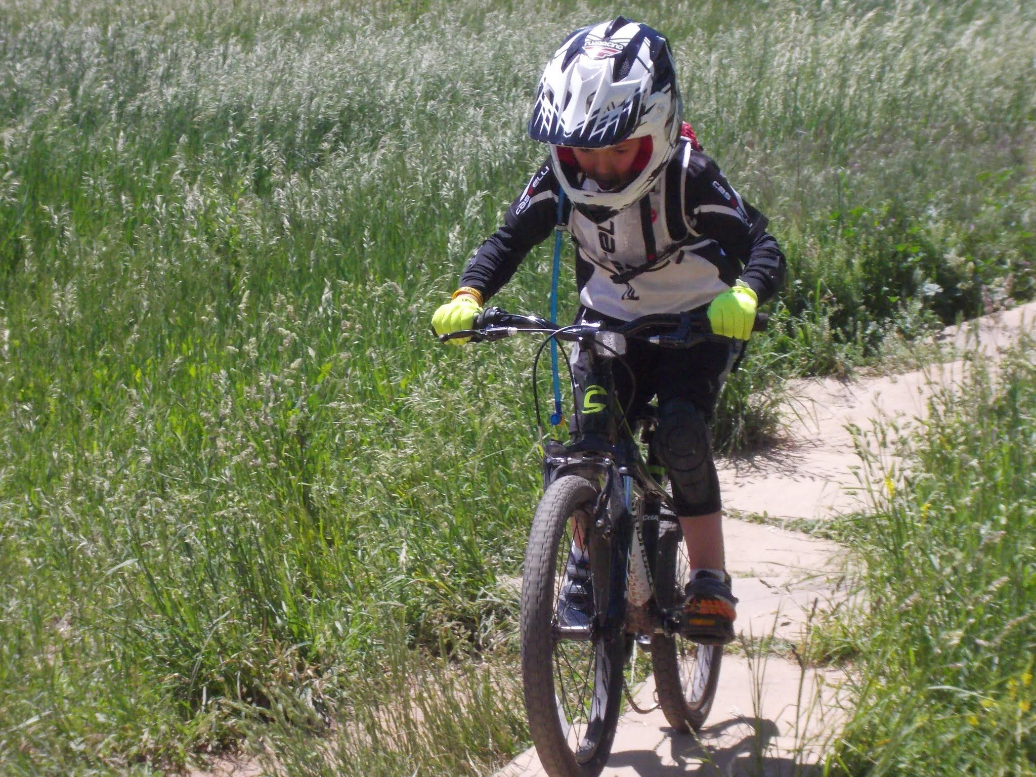 Valmont Bike Park Camp, Boulder, CO