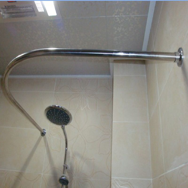 How To Determine The Shower Curtain Rod Bigbobsjerky Com