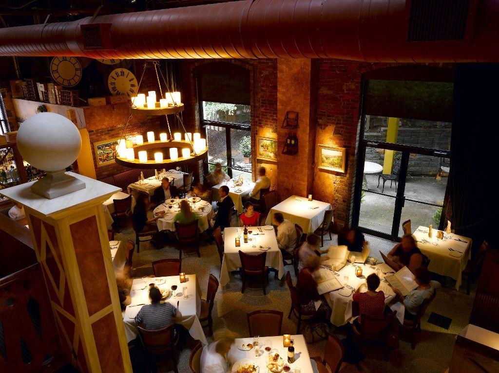 Nicola S Restaurant Over The Rhine Cincinnati Ohio Contemporary Italian Cuisine My Favorite Nocchi To For
