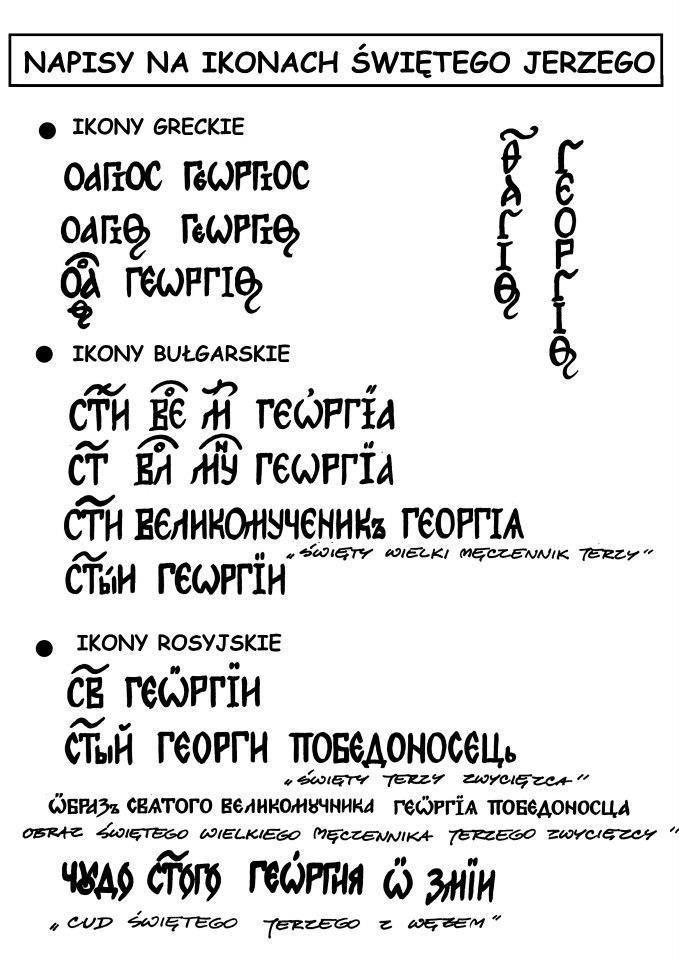 Napisy Na Ikonach Greckich Szukaj W Google Ikon Pisanie Pismo