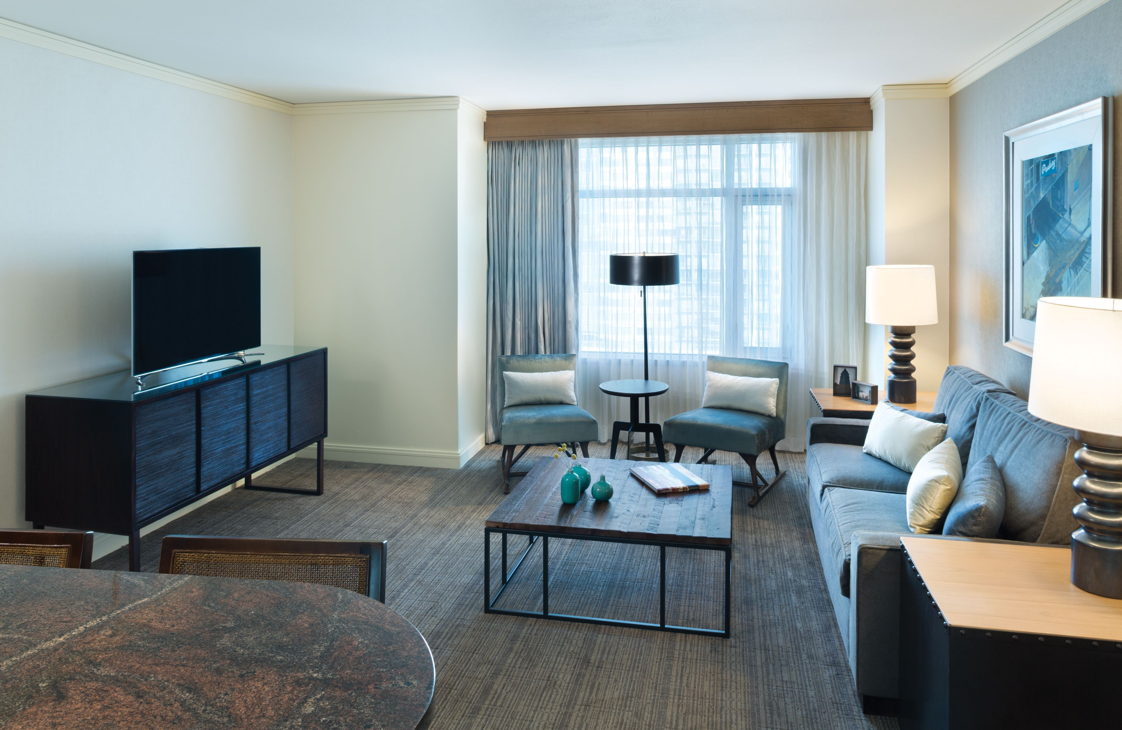 Pinyon Pine Suite 780 Sq Ft Hyatt Regency Denver Denver