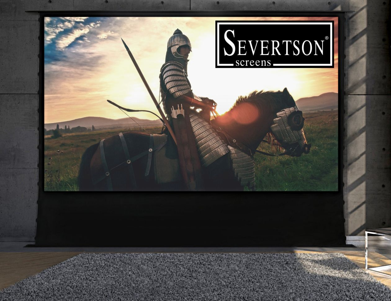 Severtson Launches New Motorized Electric Floor Projection