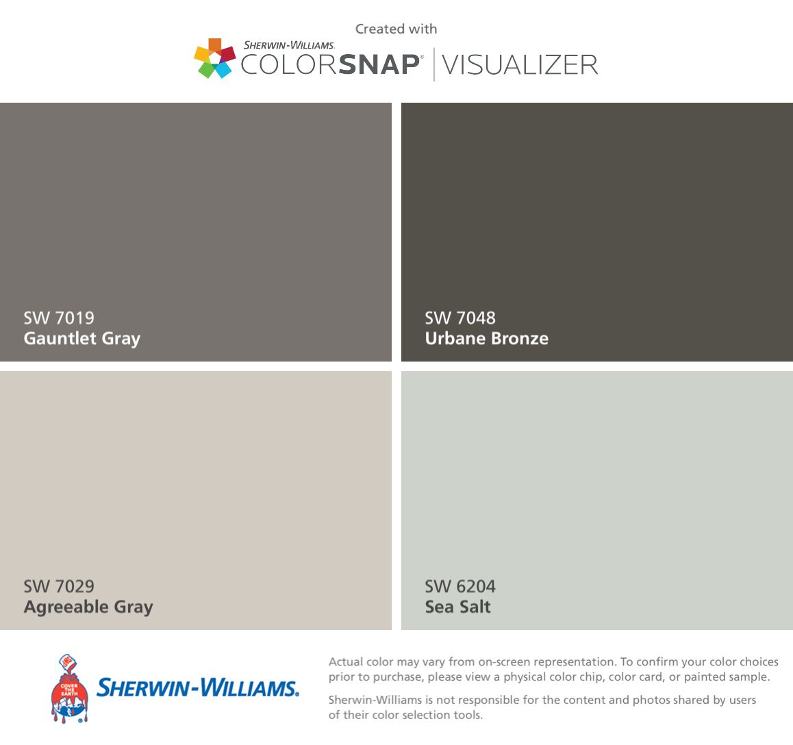 Sherwin Williams Color Palette Alpaca Paint Color Sw 7022 By Sherwin Williams View Interior And