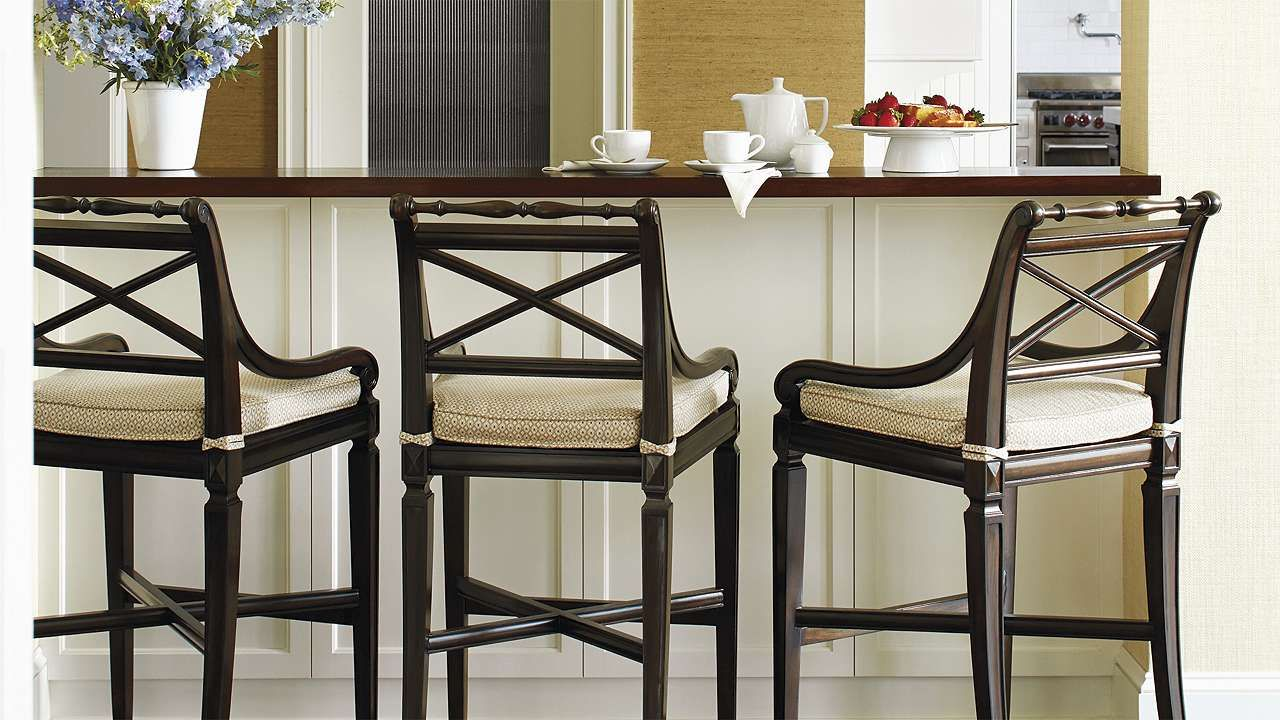 Pavilion Bar Stool 29 1 4 H Seat Kitchen Stools With Back