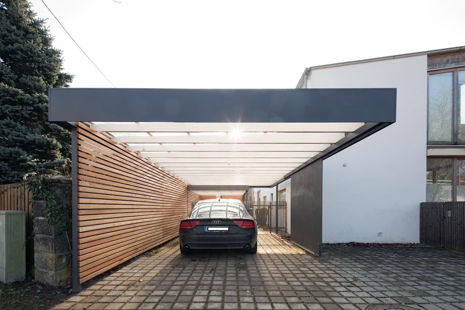 Marvelous Garage Joist Storage To Inspire You Carport Garage Modern Carport Garage Exterior