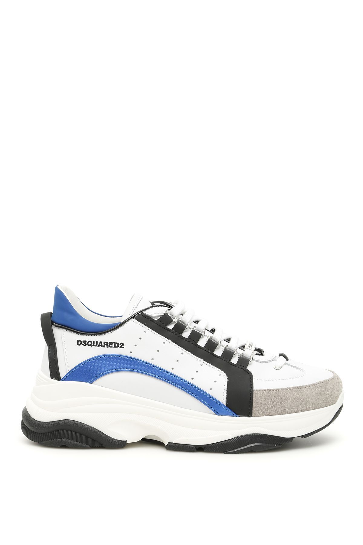 Dsquared2 Bumpy 551 Low-top Sneakers In