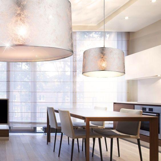 Zimmer Leuchte Küchen Flur Licht Schlaf LED 14W LUXUS Decken Lampe Wohn Ess