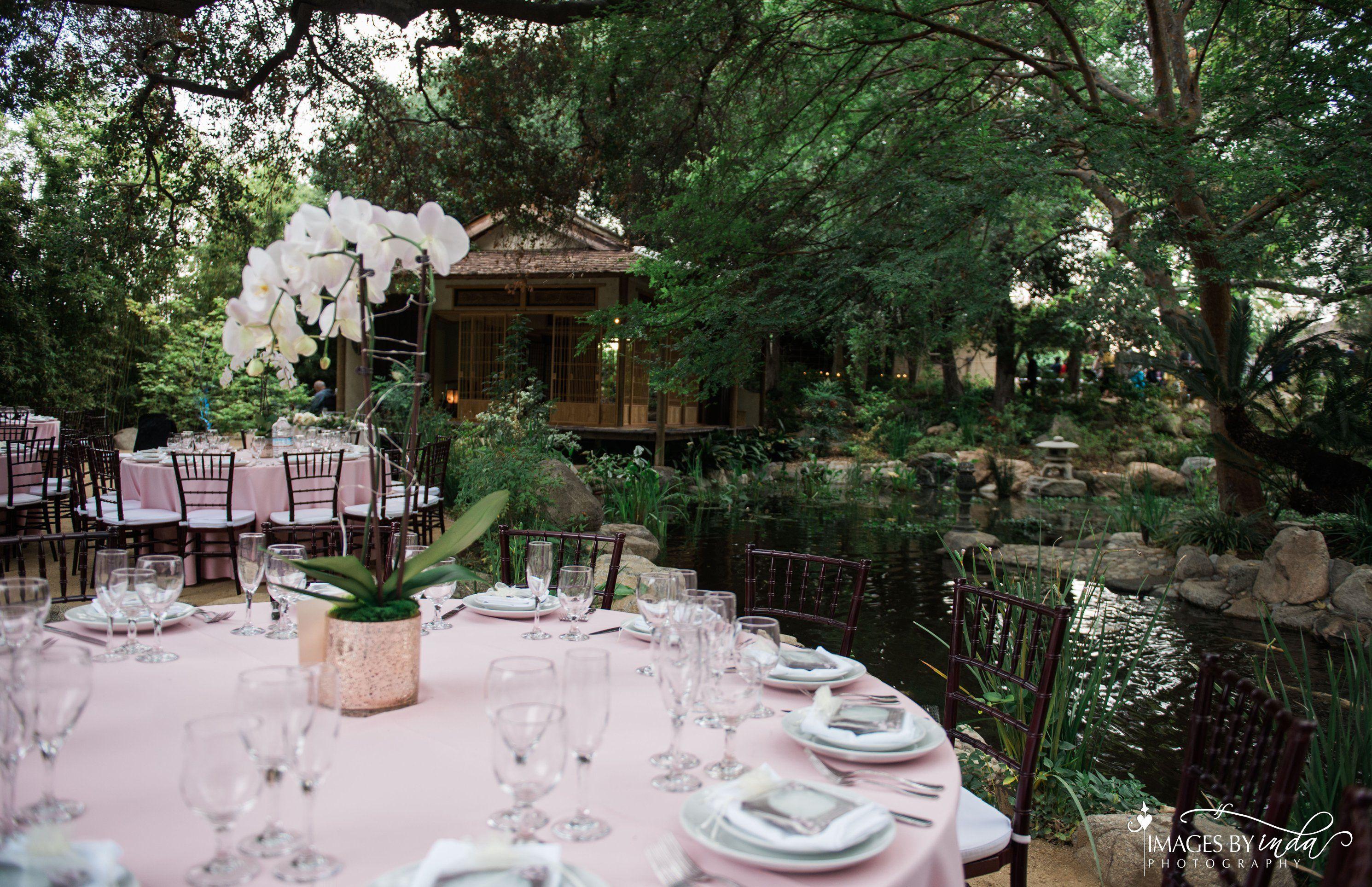 Cherry Blossom Inspired Garden Wedding Venue Storrier Stearns