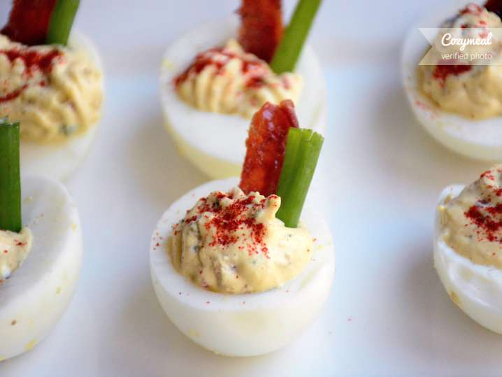 Cooking Class Fun And Fancy Appetizers Cozymeal Food Fancy Appetizers Deviled Eggs