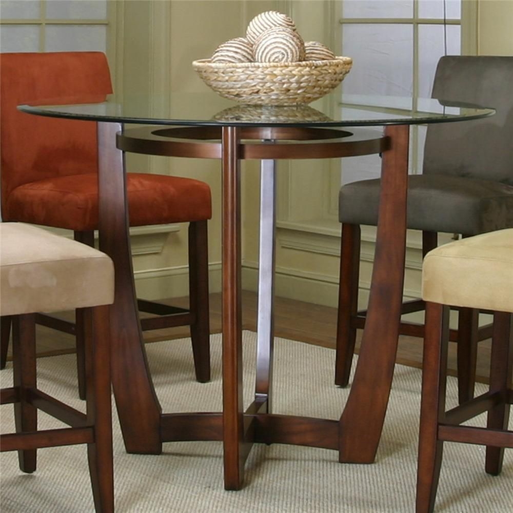 Glass Top Pedestal Dining Table Counter Height Dining Table Glass Top Dining Table High Dining Table
