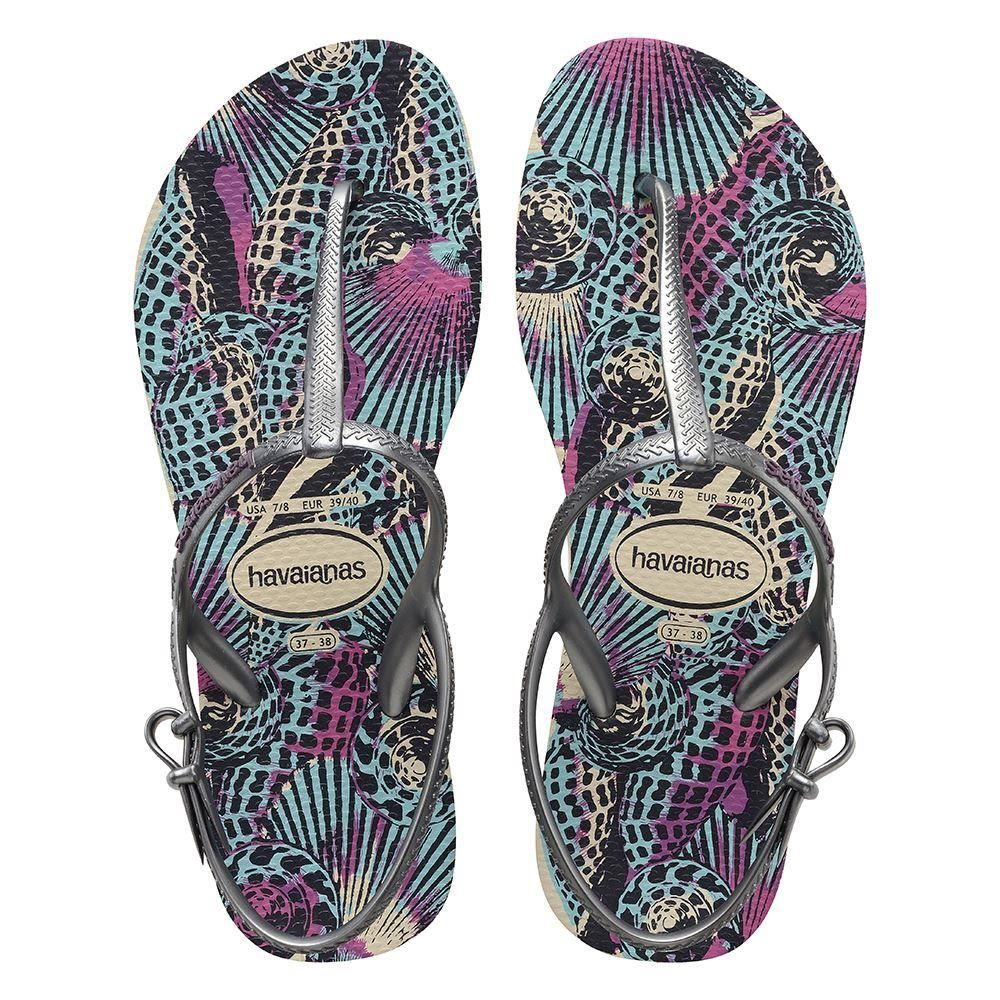 New Havaianas Freedom SL PRIN Flip Flops Beach Sandals for Women All Sizes