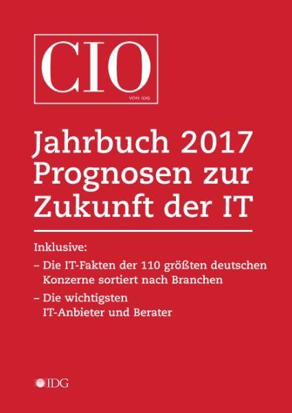 CIO - Jahrbuch 2017