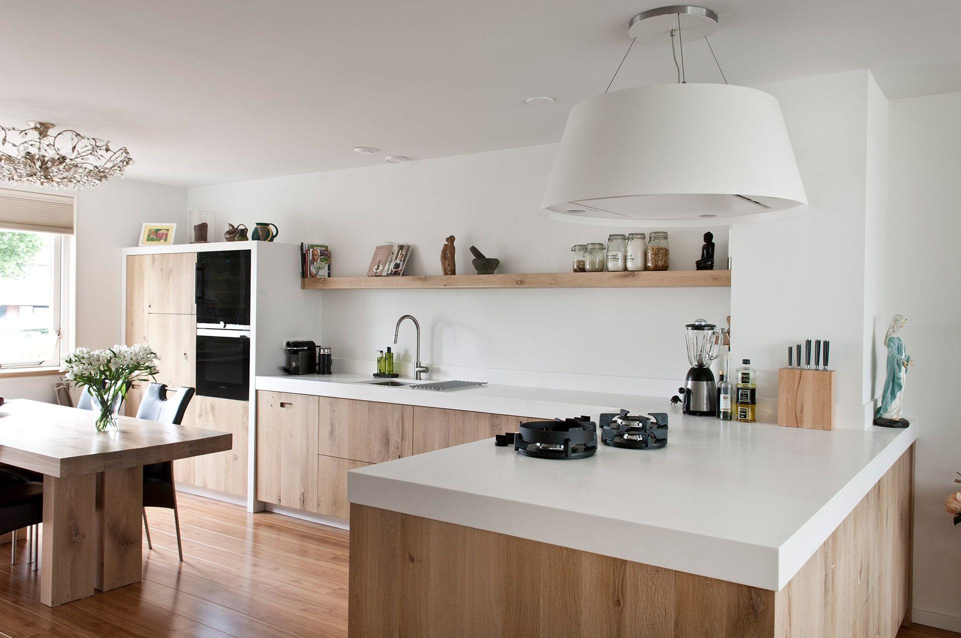 Modern interieur keuken inspiratie home decor