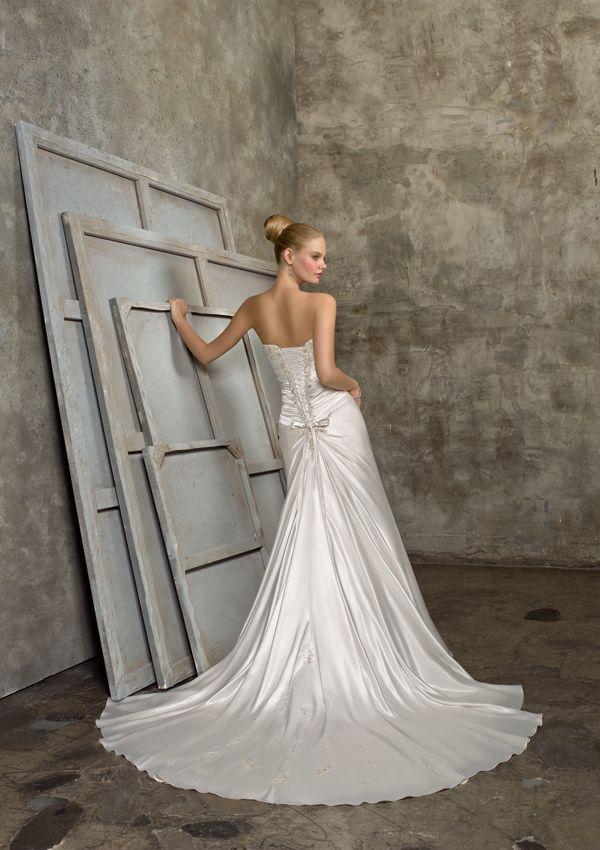 Wedding Bridal Gowns - Designer Morilee Wedding Dress Style 2505 ...