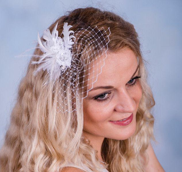 Braut haarschmuck blume  Bestseller Braut Haarschmuck Fascinator Blume Pre6 | Braut ...