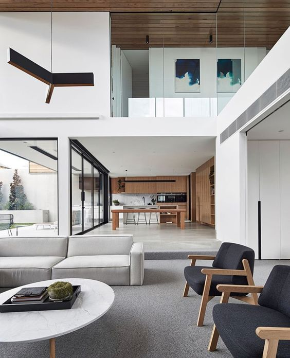 30 Modern Home Decor Ideas: 30 Large Living Room Ideas 2020 (For Your Inspiration