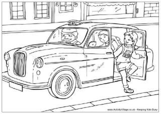 London Colouring Pages Ninos Del Mundo Ninos Colegios
