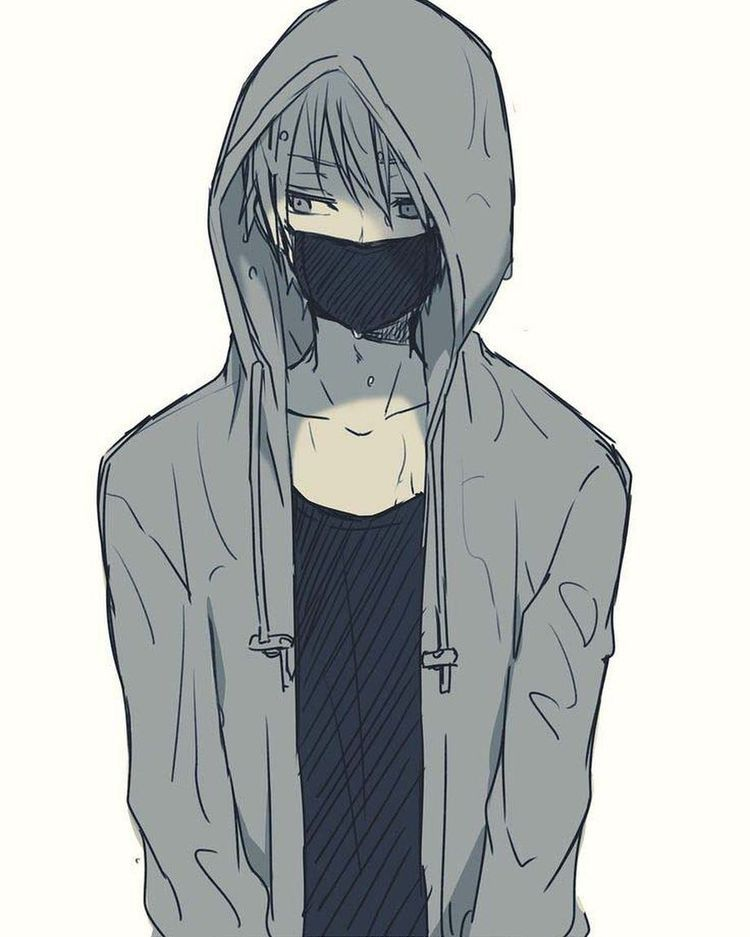 Pin By Mais Ahmed On Anime Anime Boy Sketch Cool Anime Guys Anime Hoodie