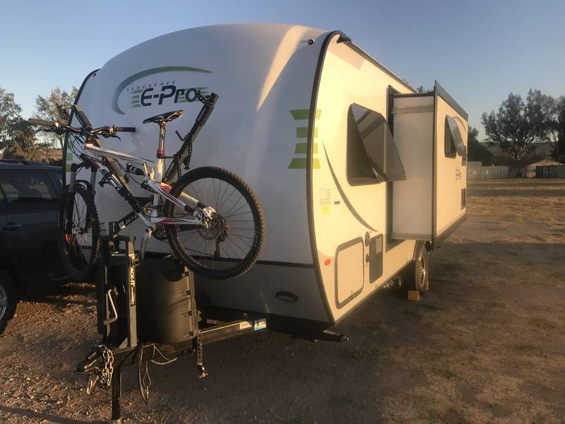 2017 Forest River Flagstaff E Pro 17rk For Sale By Owner Camp