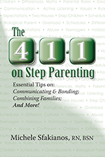 Relationships are difficult enough. When you add his kids, her kids, his ex, her ex, and the in-laws - things can become really difficult.    Step-families require more effort and understanding because there are more people involved. The 4-1-1 on Step Parenting has the information you need to create a well-blended step-family. ~> http://www.my411books.com/
