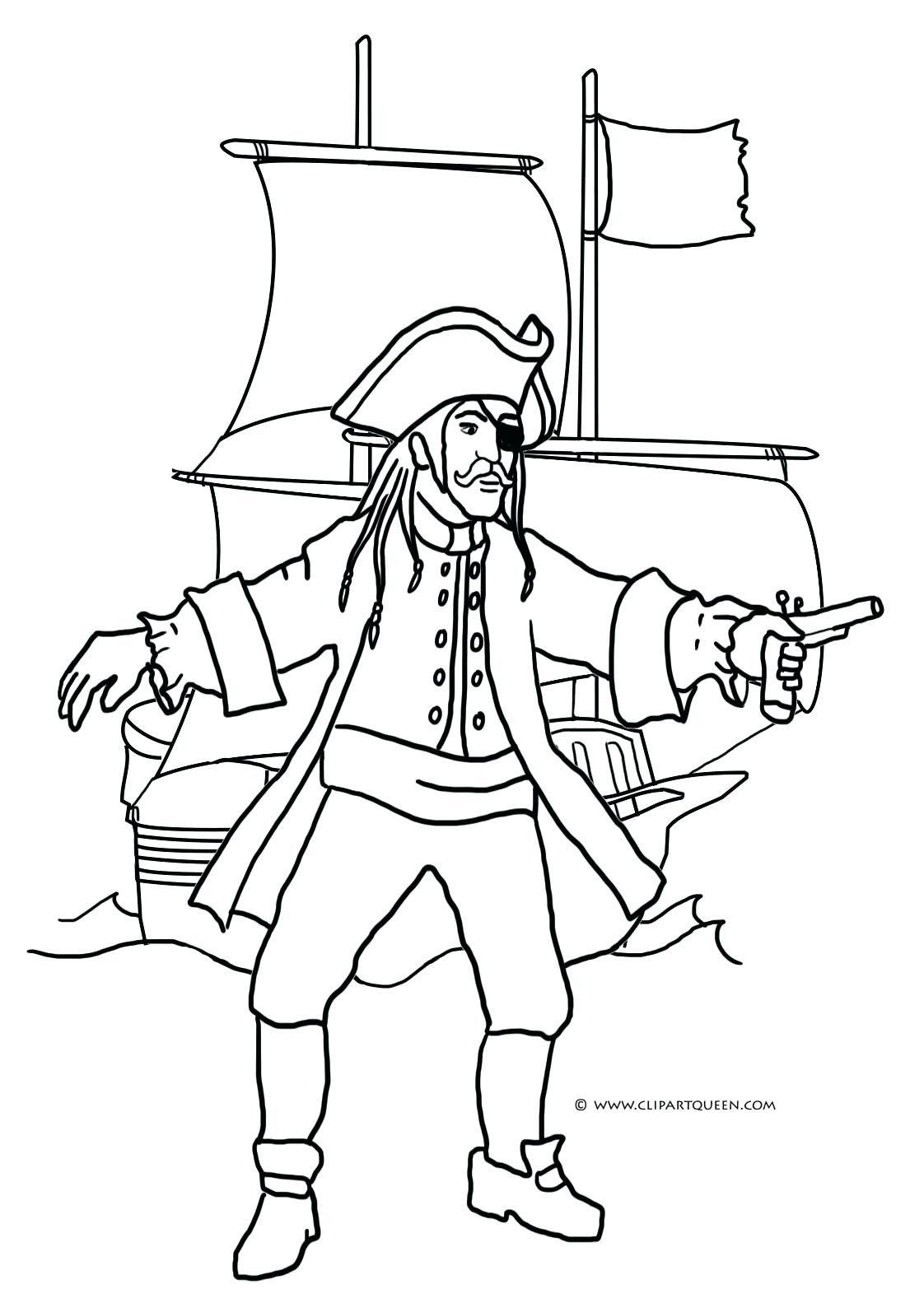 Treasure Chest Coloring Page Unique Bucky The Pirate Ship