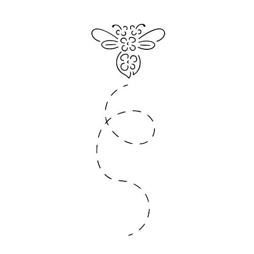 Florelai Tattoo - Semi-Permanent Tattoos by inkbox™