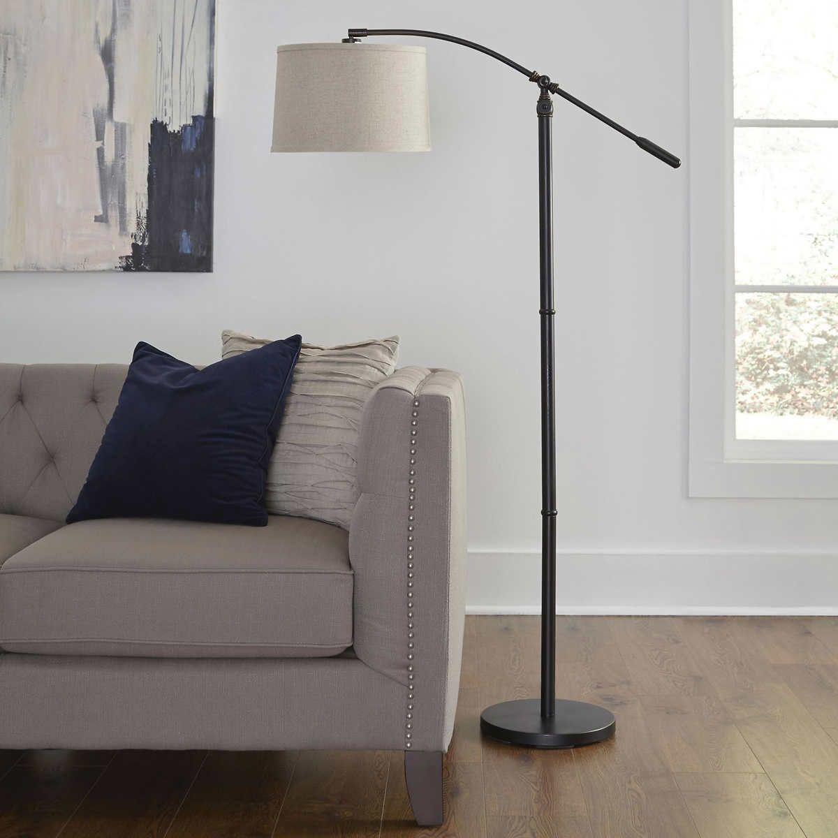 Jackson Floor Lamp Rustic floor lamps, Floor lamp, Floor