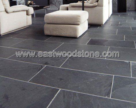 Grey Floor Tile Slate Flooring Tile Floor Grey Flooring