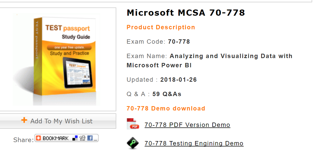 These Microsoft Mcsa 70 778 Pdf Free Downloads Range From The