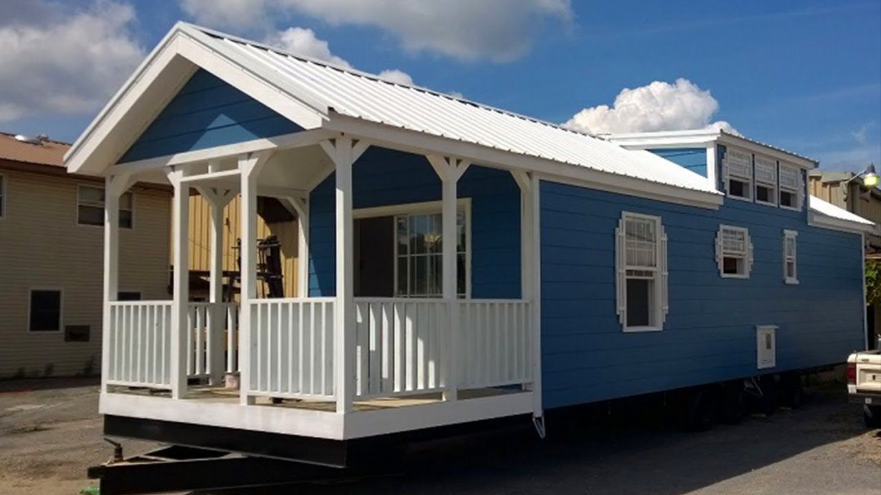 Gorgeous Kozy Cottage Series From Lil Lodges Park Model RvSmall
