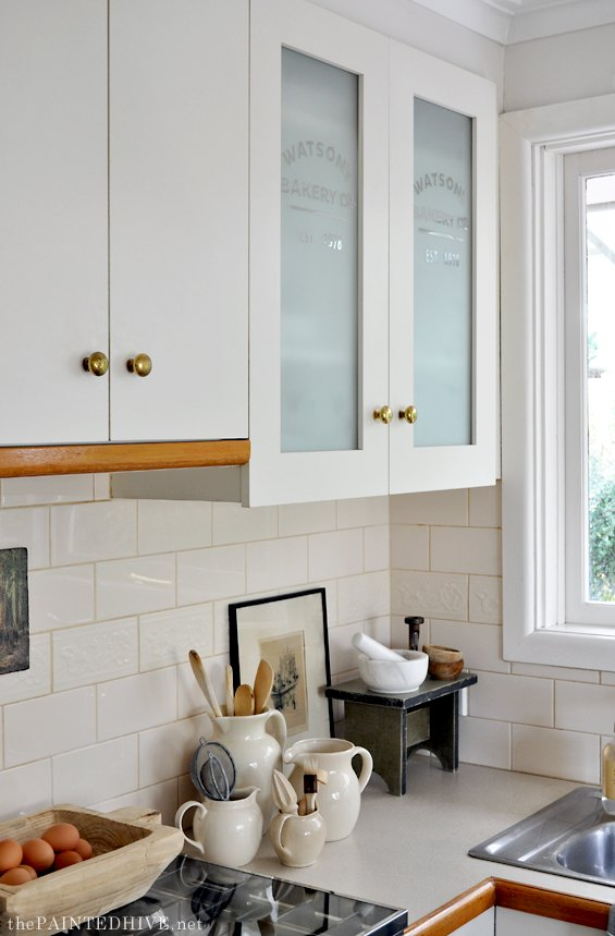 Glass Kitchen Cabinet Doors, Cabinet Doors With Frosted Glass