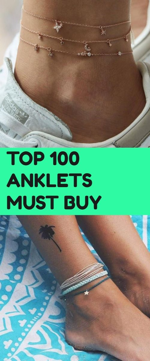 Photo of surfer #anklets #jewelry Check out mega collection of Stunning Anklets that are …
