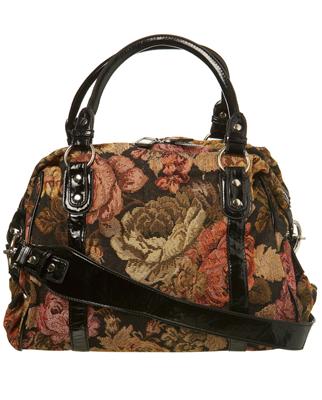 Miss Selfridge Tapestry Overnight Bag 39 Best New Season Bags