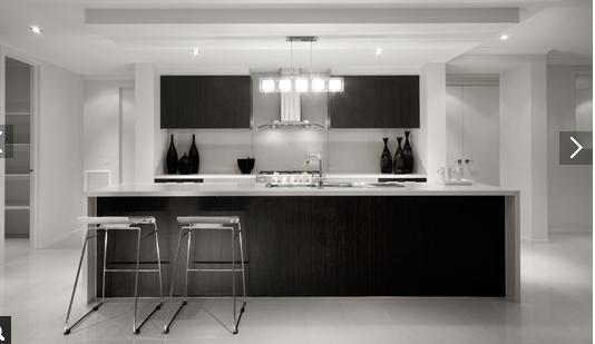 White Charcoal Kitchen Design Beaumont Tiles Kitchen Benches
