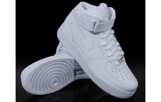 Air Force One Blancas Mujer