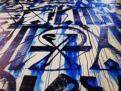 RETNA piece, detail #retna #streetart