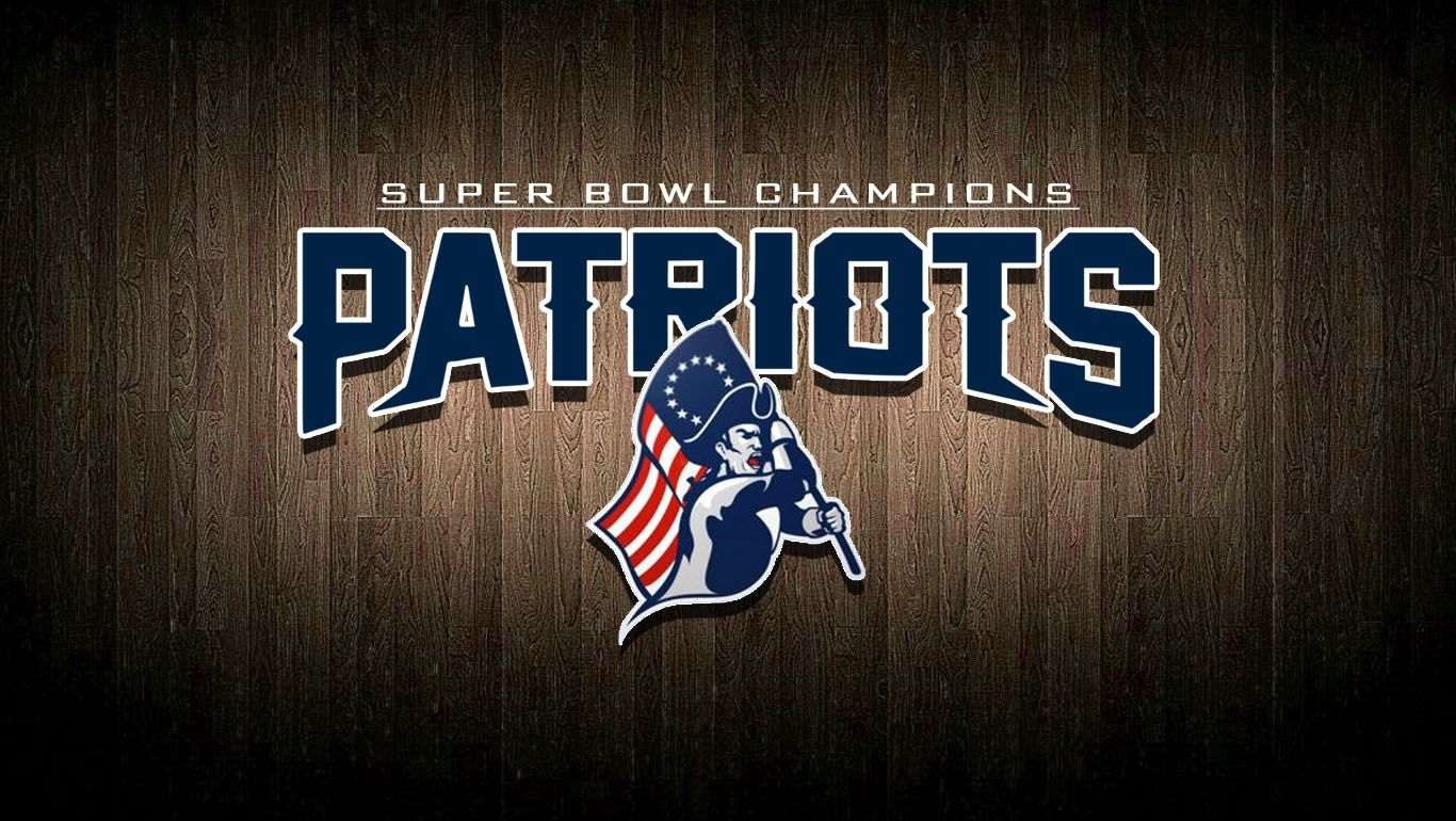 New England Patriots Champs Desktop Background/Wallpaper