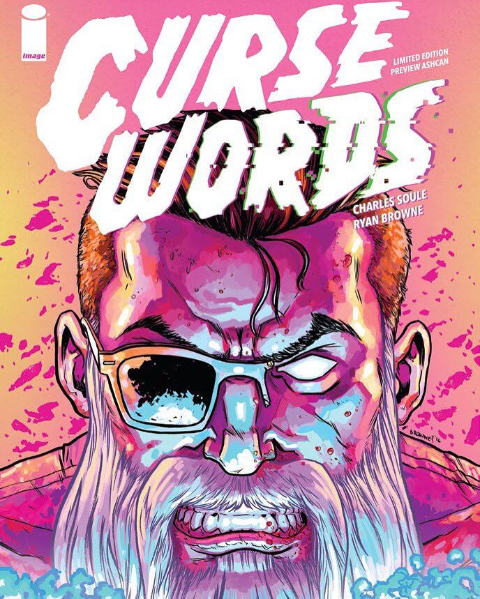 curse words, image comics