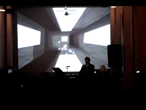 Ben Neill performs Afterimage on the mutantrumpet - from the Thirsty Ear CD Night Science. Live interactive video by Bill Jones, performed at Issue Project Room, Brooklyn, NY