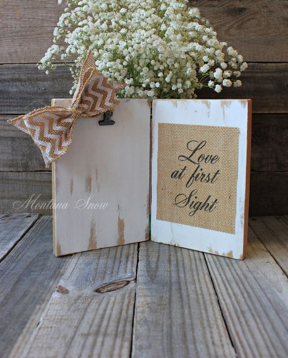 Love at first sight pregnancy announcement frame baby shower gift ...