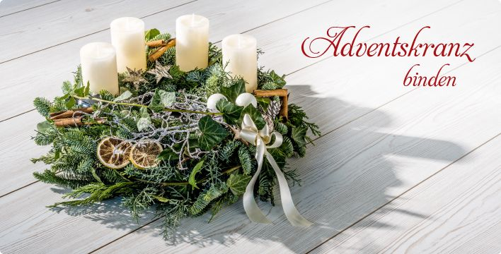 Adventskranz binden Adventskränze   Advent wreaths Pinterest - weihnachtsdekoration basteln