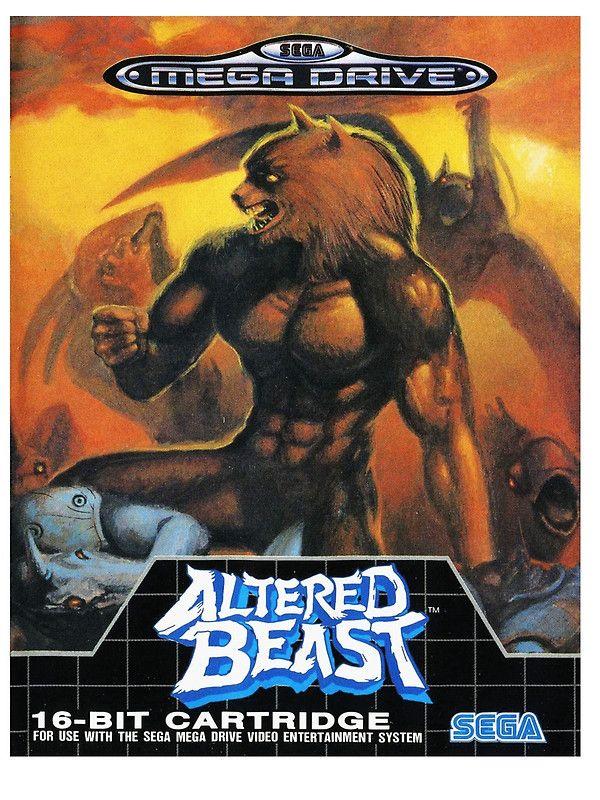 Altered Beast Retro Roots Bkd Blog Jeux Retro Image Jeux