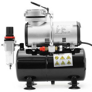 8. Point-Zero Portable Air Compressor
