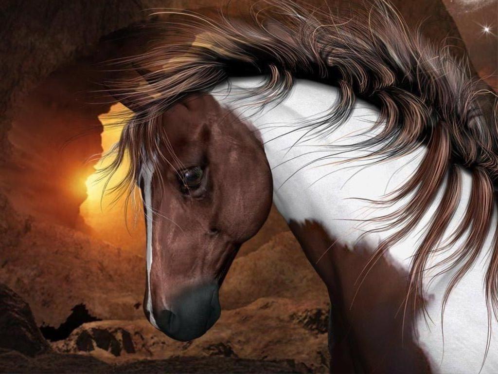 Neat One Horses Horse Painting Pretty Horses