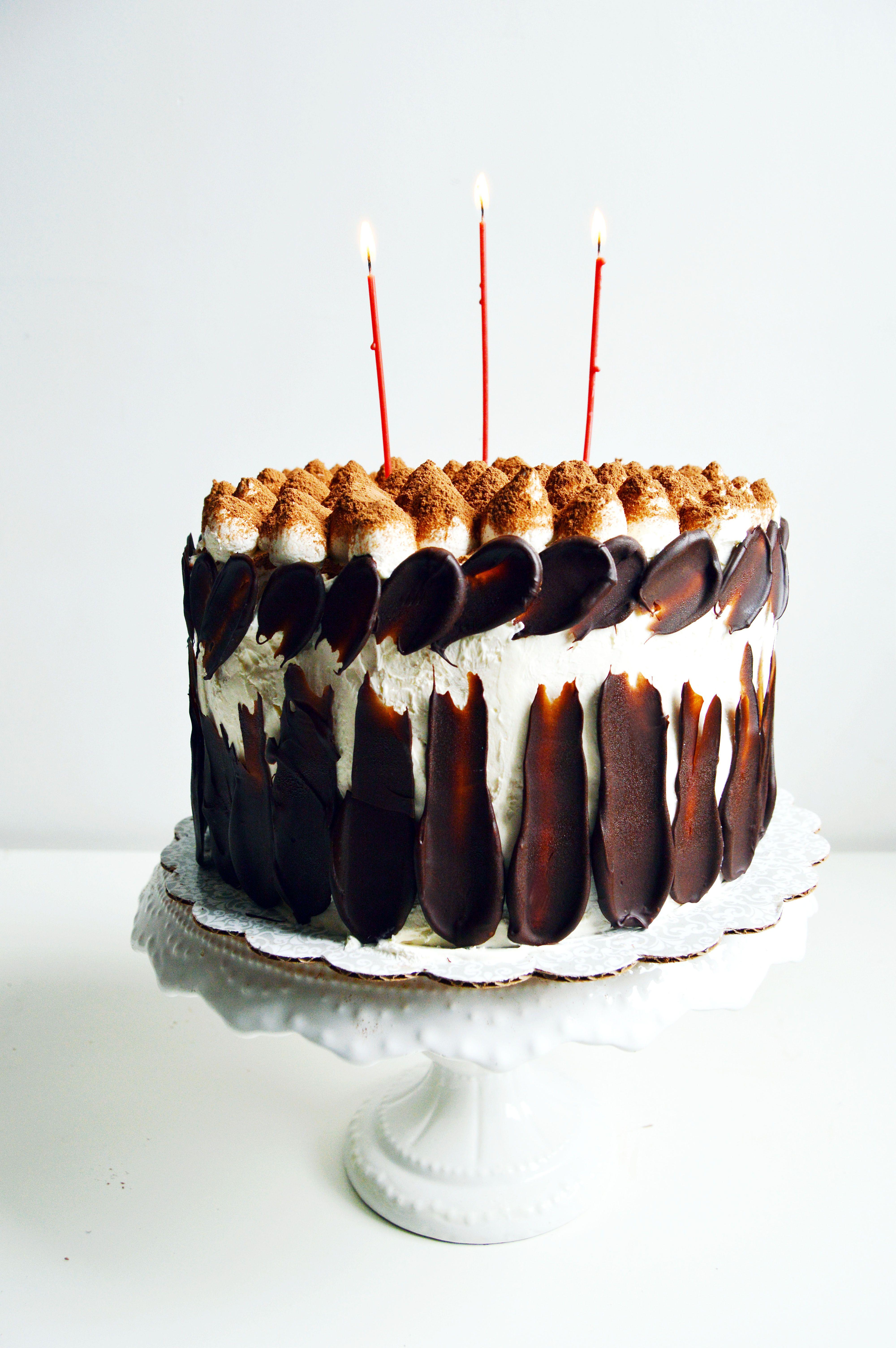 Tiramisu Crunch Ice Cream Cake Cakes and Cupcakes Pinterest