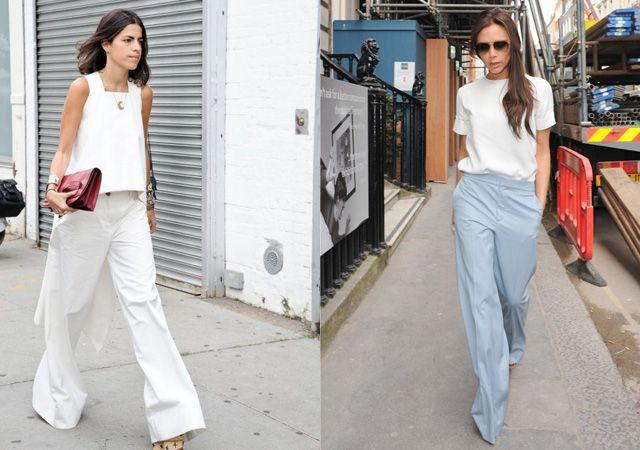 Wide Leg Pants Fashion Trend | Gpant